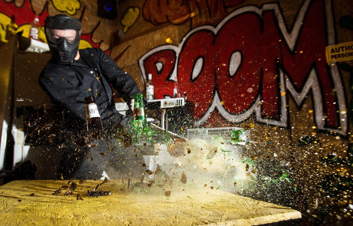 The Breaking Point rage room