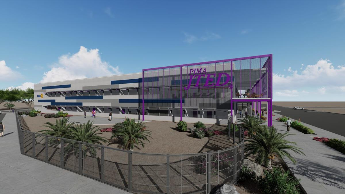 Pima JTED Innovative Learning campus