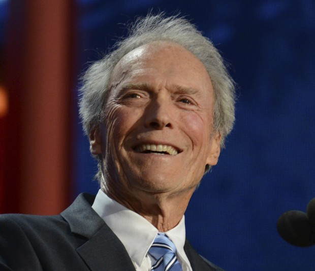 Eastwood: Chair routine a last-minute brainstorm