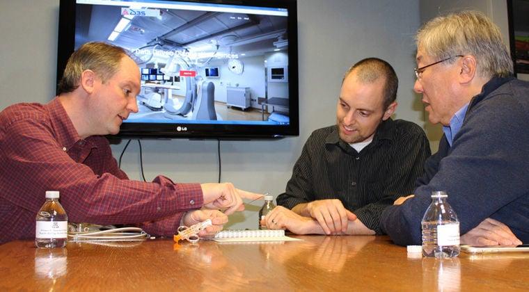 Tucson Tech: UA researchers developing better biopsy tool