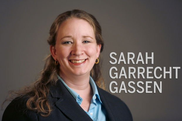 Sarah Garrecht Gassen