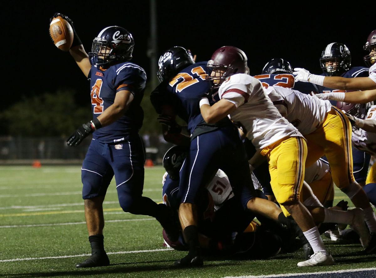 Salpointe Catholic vs. Cienega high school football