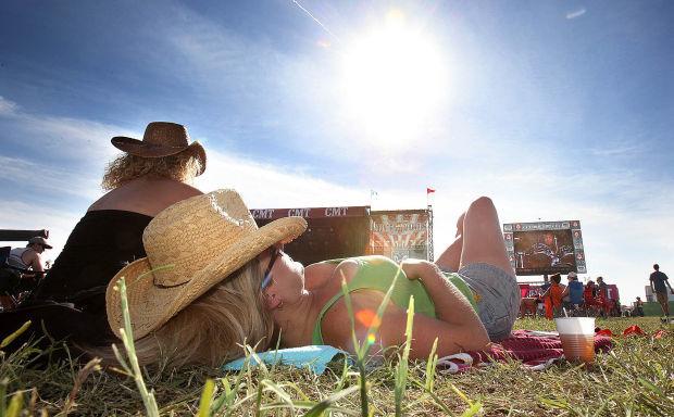 The Tucson Weekly Celebrity Showdown