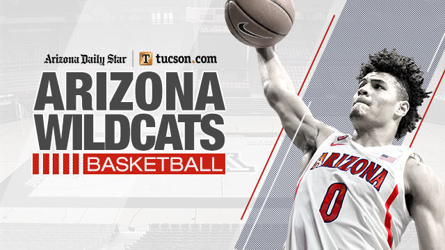 Chase Jeter Arizona Wildcats Basketball Jersey-White