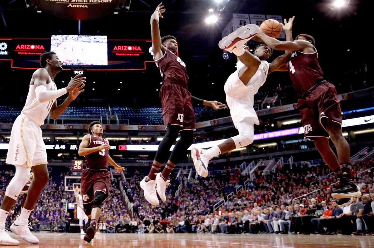 University of Arizona vs Texas A&M
