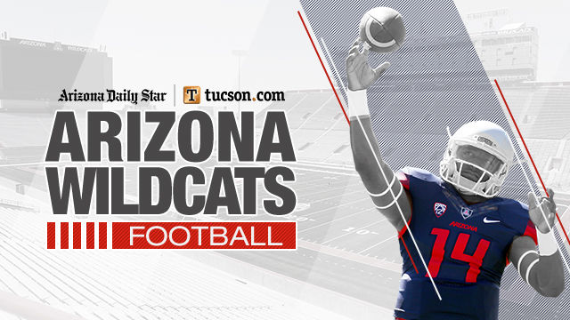 Arizona Wildcats football logo NEW