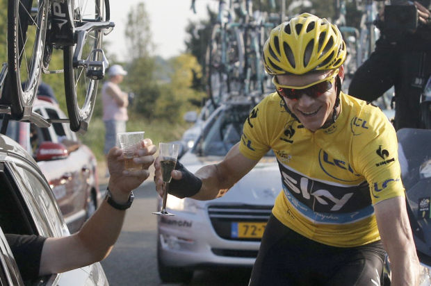 Tour de France: Froome: Win 'will stand test of time'