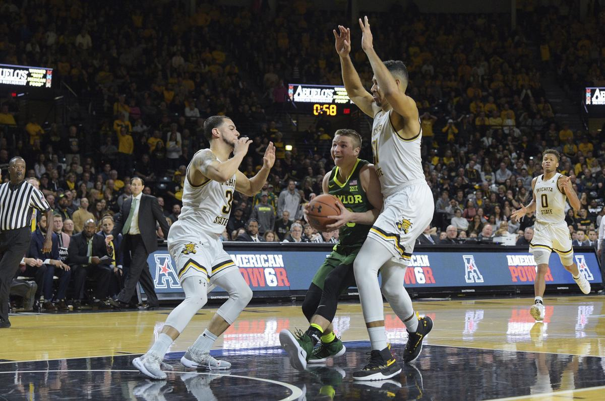NCAA Basketball 2018: Baylor vs Wichita State DEC 01