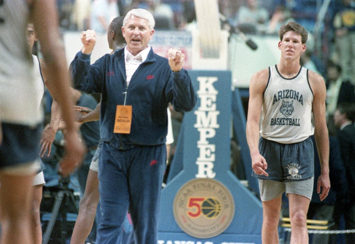 Arizona vs. Oklahoma / 1988 NCAA Final Four