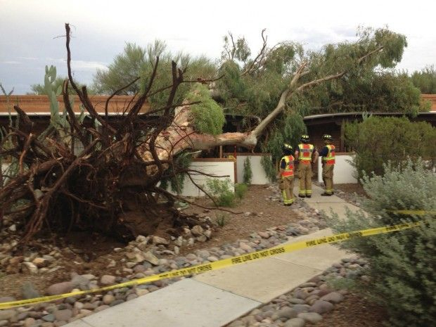 Tips on filing storm damage claims