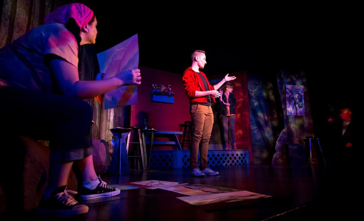 Invisible Theatre reopens