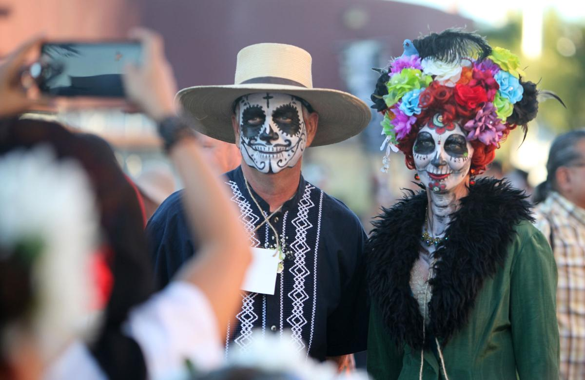 Your Guide To This Year S All Souls Procession In Tucson Tucson Com