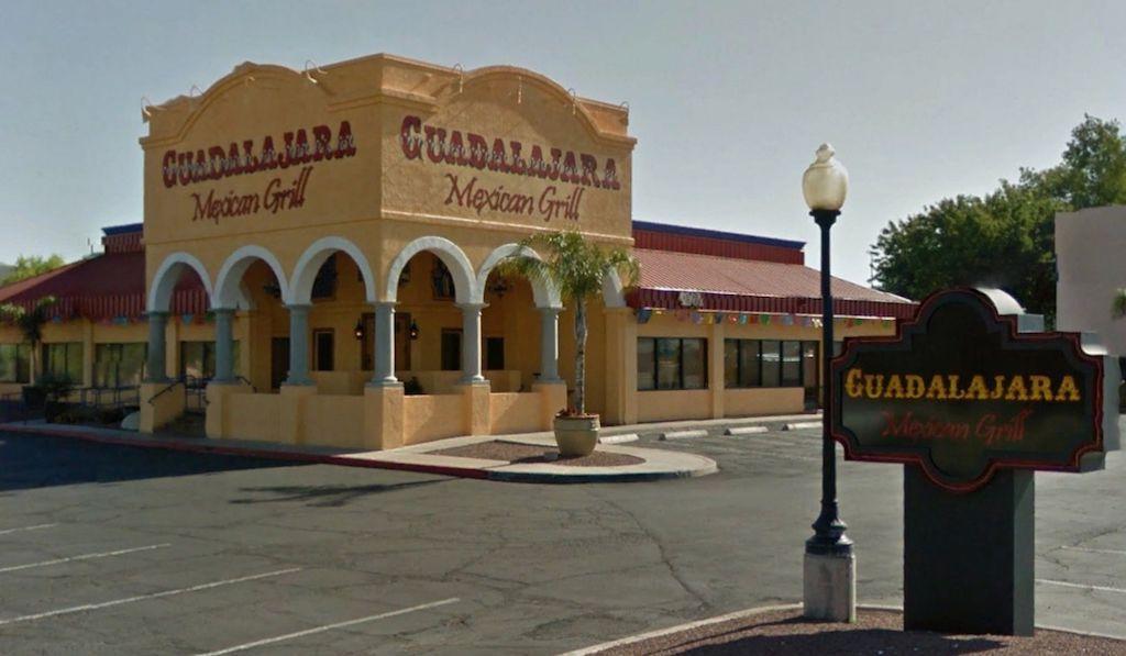 Guadalajara Grill, 4901 E. Broadway