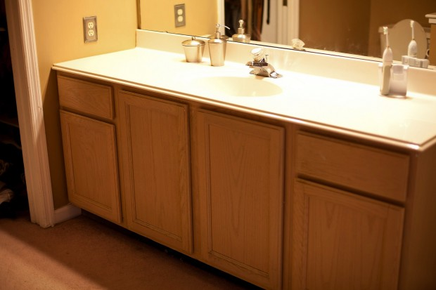 transform your bathroom vanity - Bathroom Cabinets Tucson