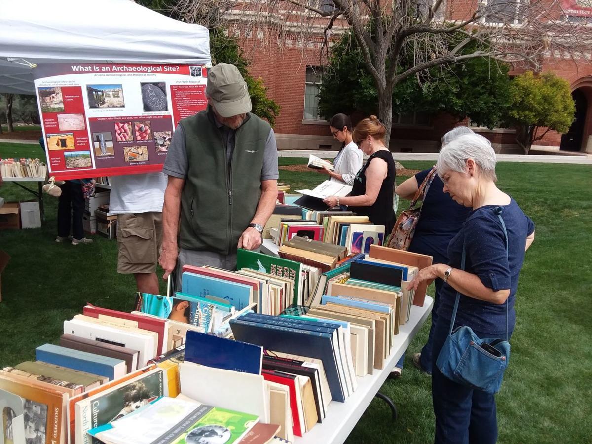 Benefit Book Sale