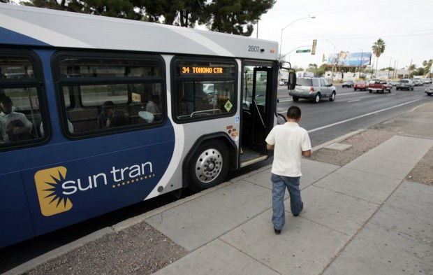 Sun Tran, bus drivers reach a tentative deal on contract | Govt-and