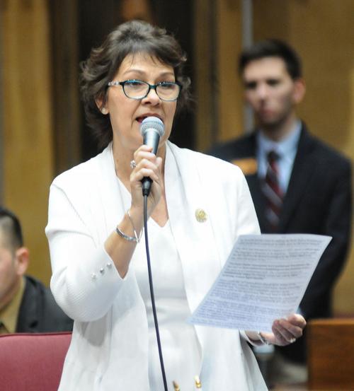 Sen. Victoria Steele