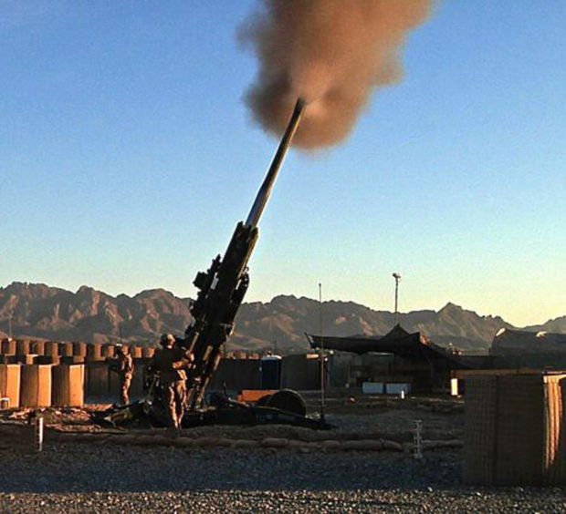 Tucson tech: Raytheon readies to start production of Excalibur Ib