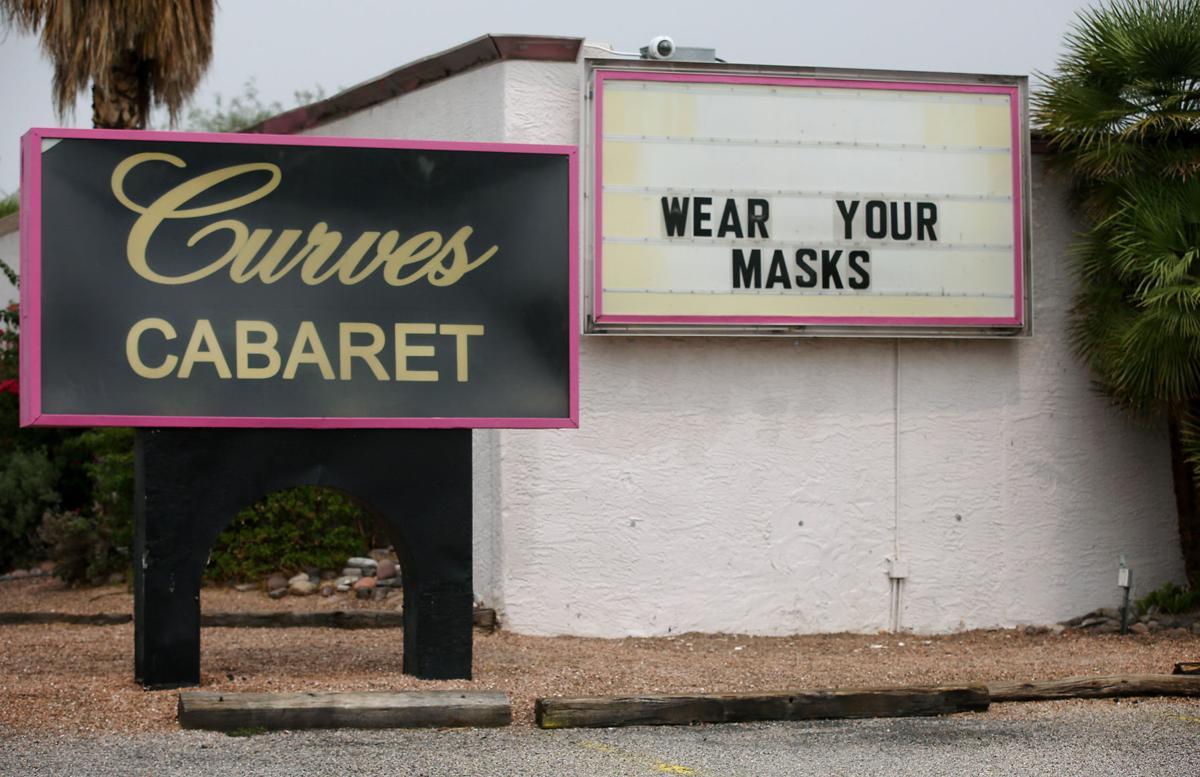 Curves Cabaret, Tucson