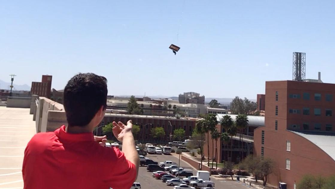 University of Arizona balloons: Around the world in 13 days — and maybe to Venus