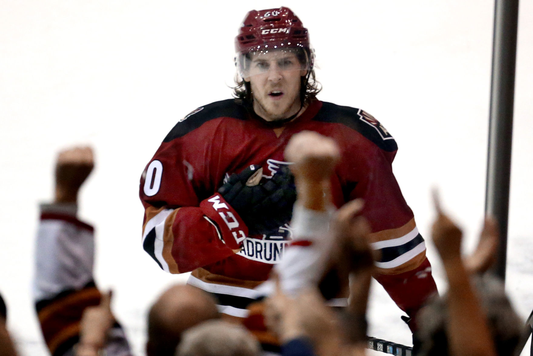 AHL: Roadrunners Rise To Power Is Tucson's Best Sports Story