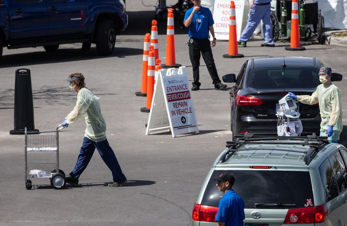 Tucson, coronavirus pandemic