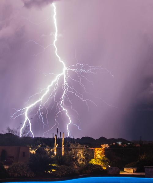Reader monsoon photos