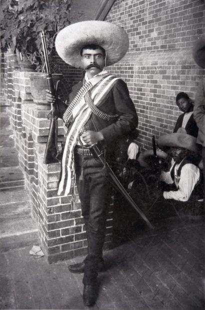 La Revolución Mexicana Los Cinco Caudillos Gente Tucsoncom