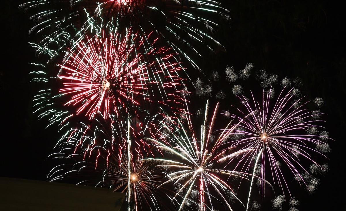 Casino del Sol Fireworks