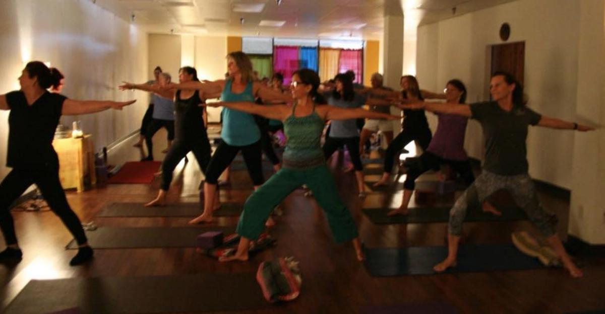Tai chi, yoga, and martial arts workout ideas