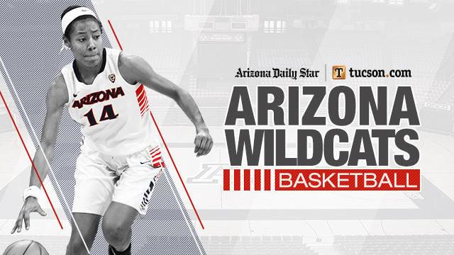 Arizona Wildcats women's basketball logo NEW