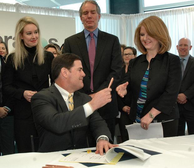 Ducey signs lab test law