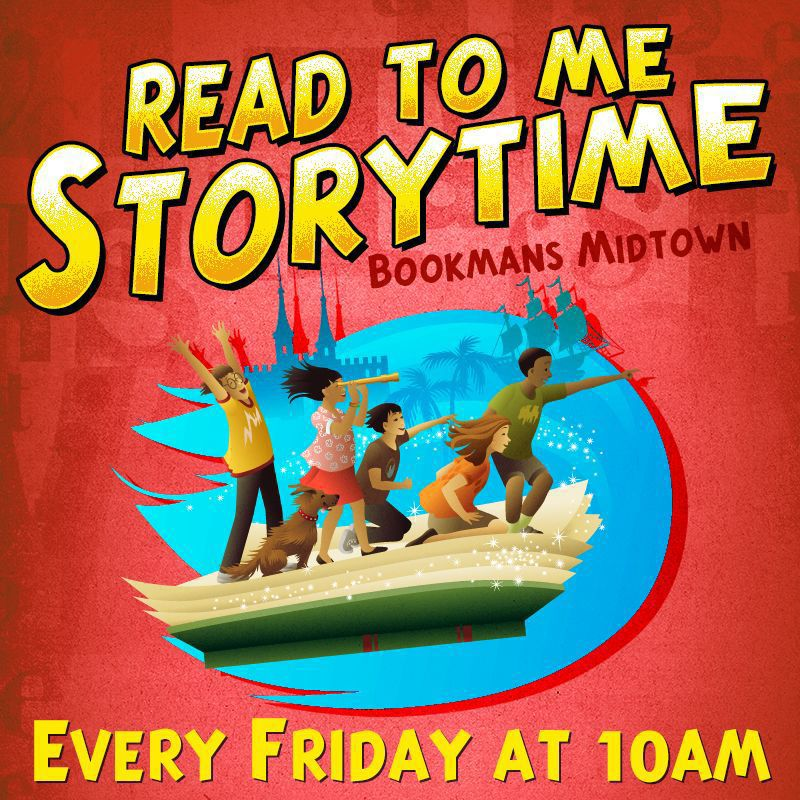 Read To Me Story Time