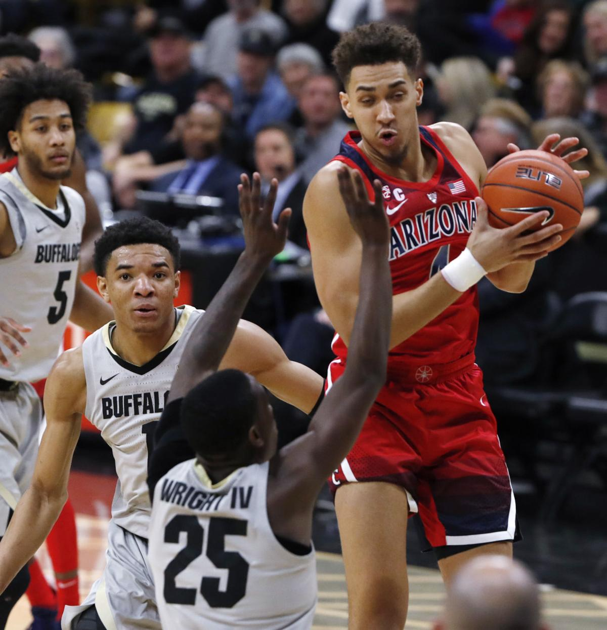 Colorado Basketball: Arizona Wildcats Battle, But Come Up Short Against