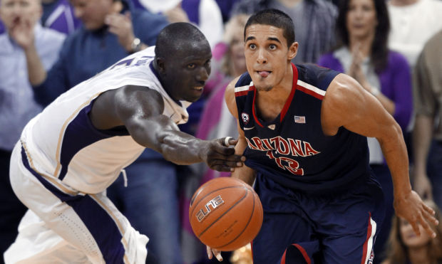Arizona vs. Washington college basketball