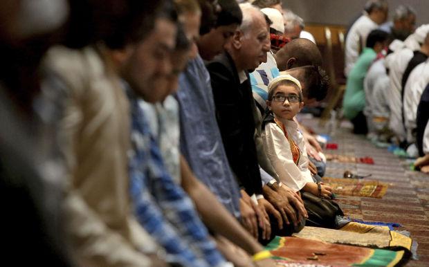 Eid Al-Fitr celebration