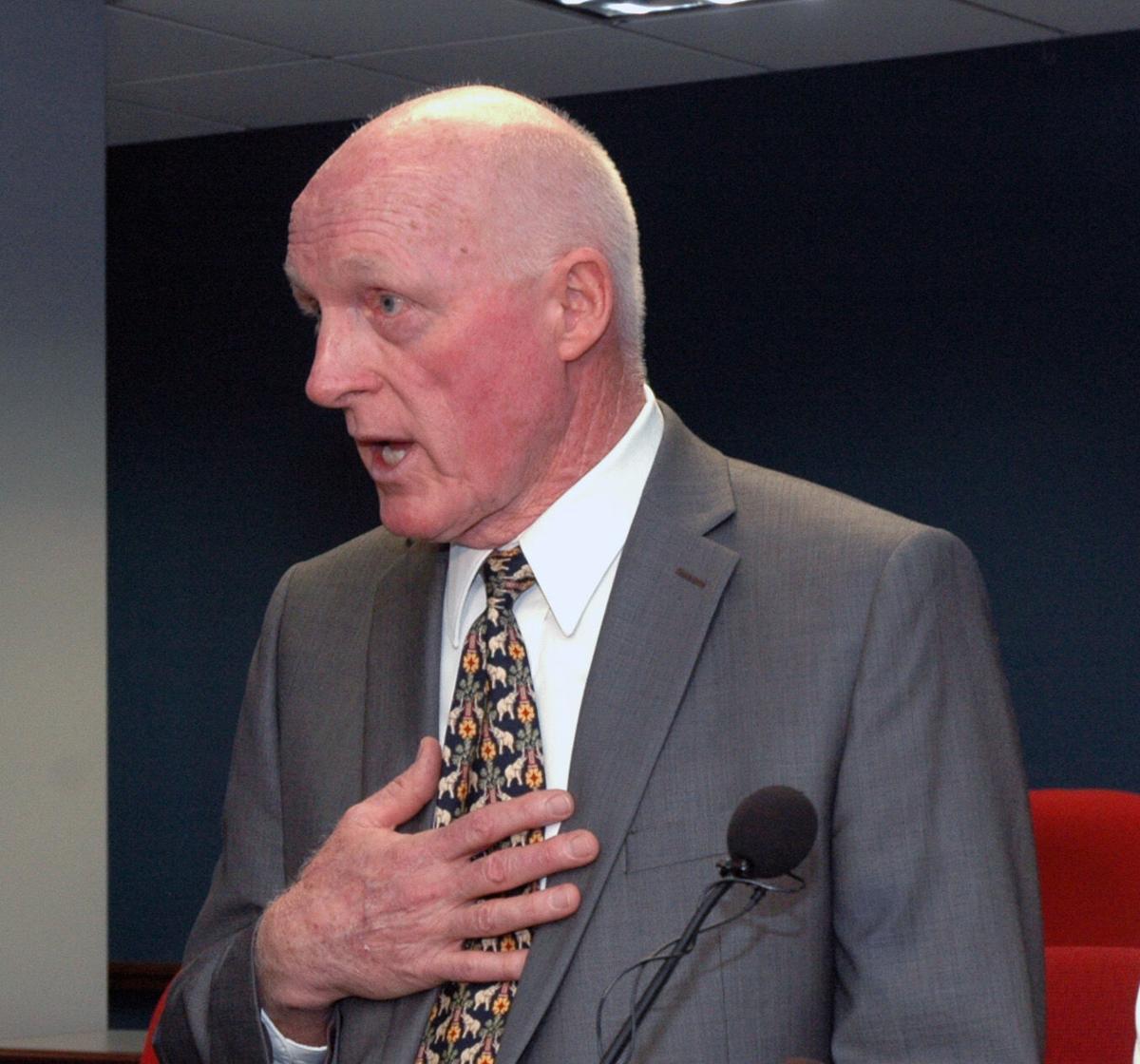 House Speaker Rusty Bowers
