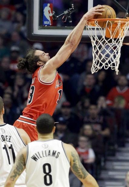NBA: Another big night for Noah as Bulls win