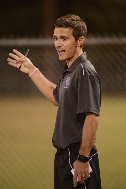Patrick Finley: New coach out to give UA soccer kick-start