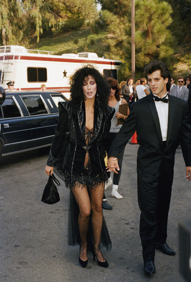 Photos A Look At Cher Through The Years