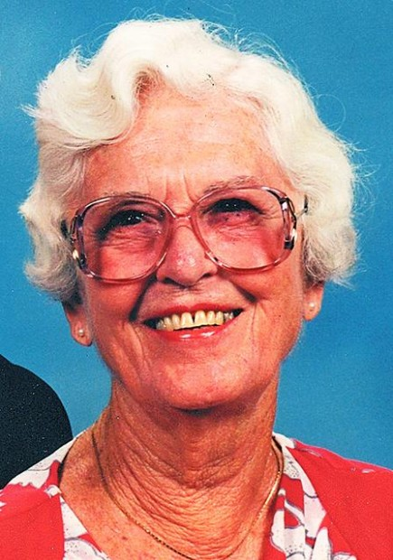Marion Waudby: She loved square dancing and had everything down to details