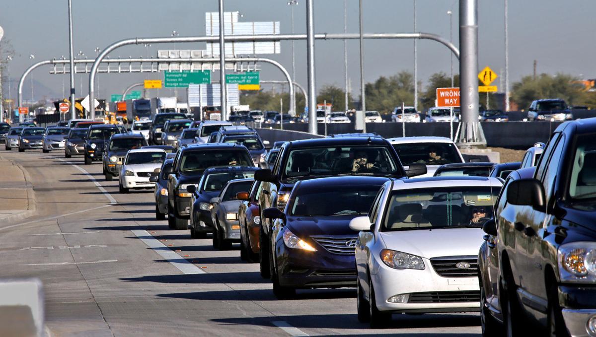 Arizona motorists soon may pay new vehicle registration fee