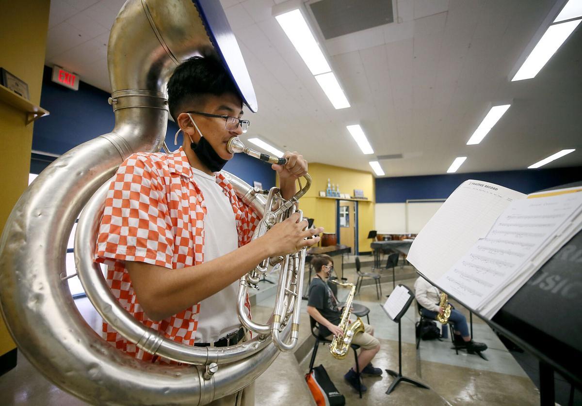 Palo Verde High School band