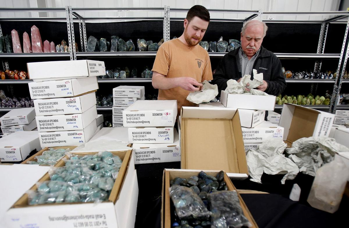 How to make the most of the Tucson Gem, Mineral & Fossil Showcase