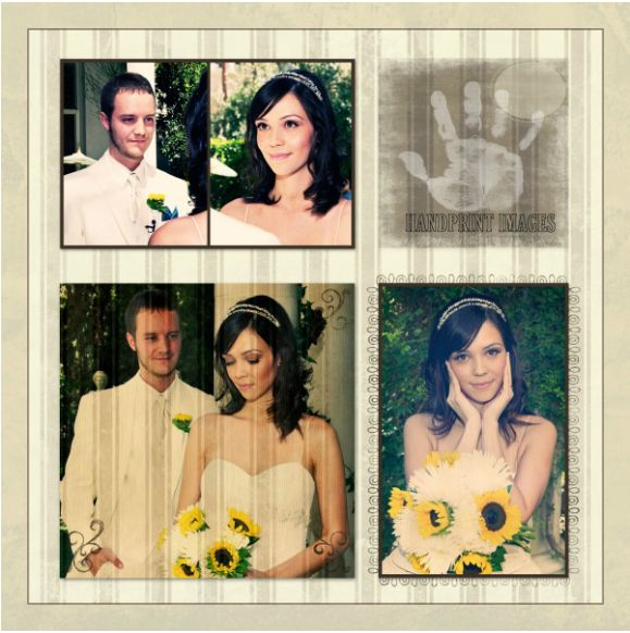 Handprint Images