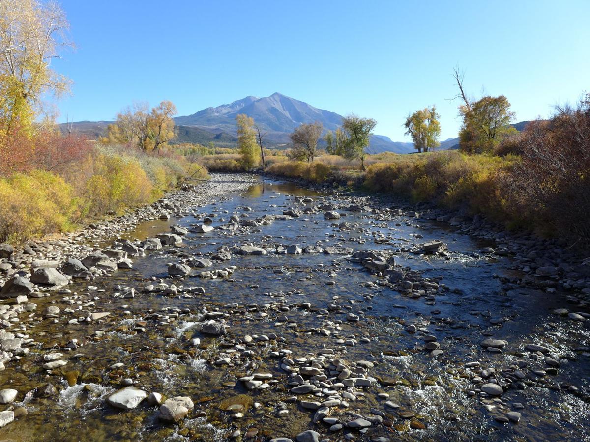 Colorado River watershed, 2020-21