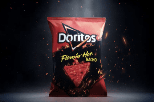 Flamin' Hot Nacho Doritos Are Your Spicy New Snack Option