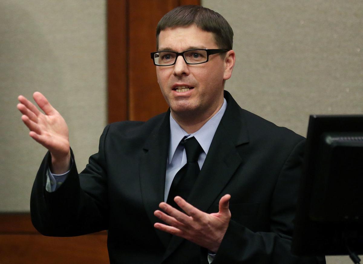 Joshua Lelevier murder trial