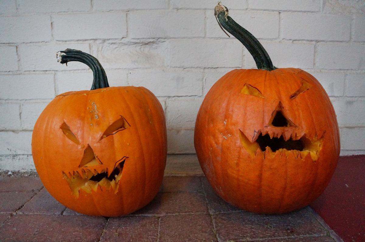 Star readers share their pumpkins