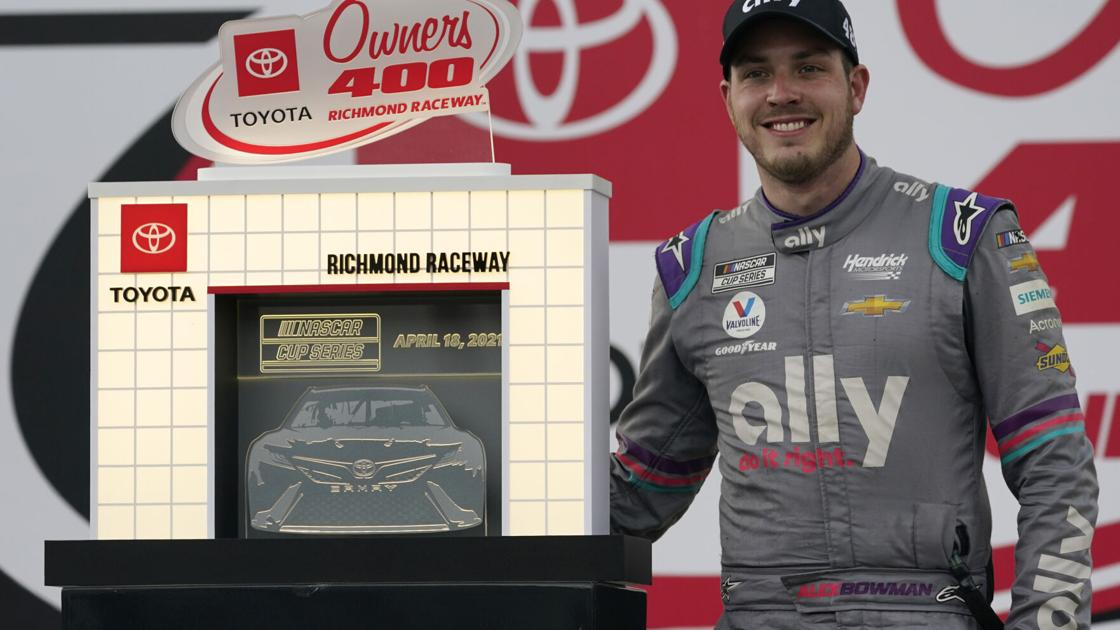 Tucsonan Alex Bowman captures third career NASCAR win